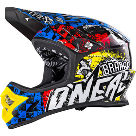 O'Neal Backflip RL2 Evo Casque Enfant, wild multi